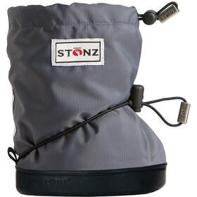 Stonz Grey Booties PLUSfoam Grey